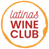 Original version of Latinas Wine Club Logo